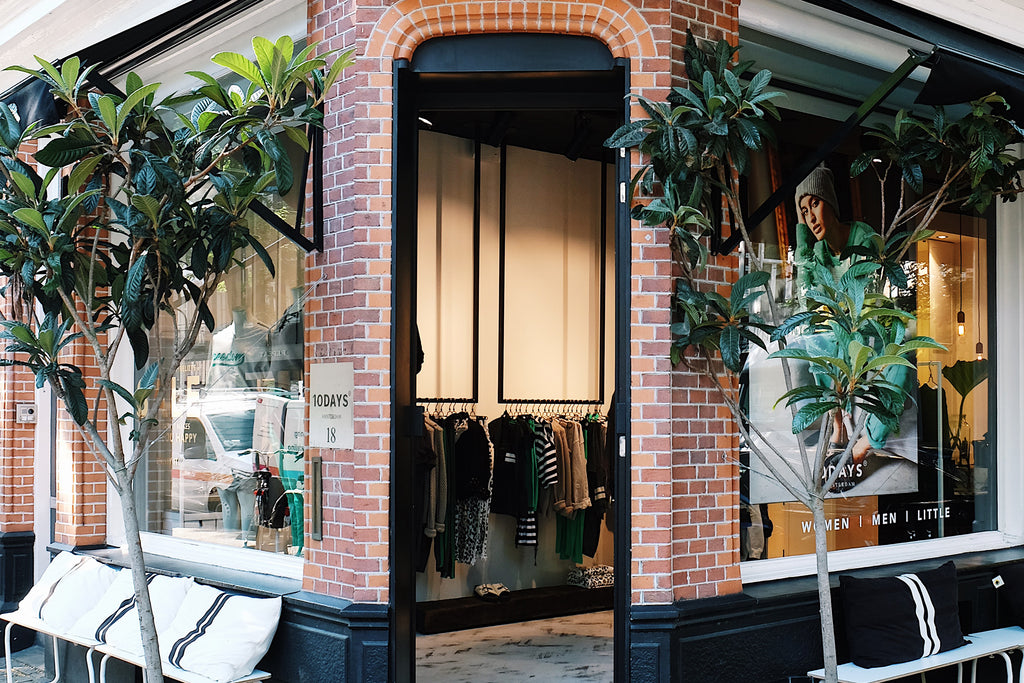 10DAYS Concept Store Amsterdam