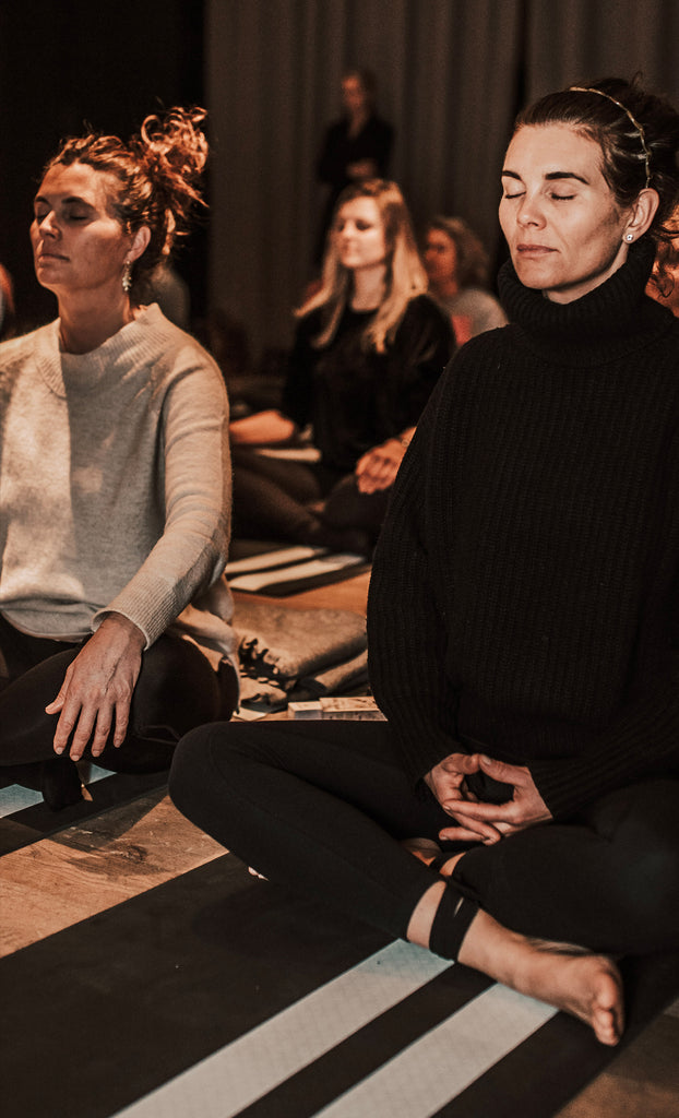 10DAYS Yoga Event in het Conservatorium Hotel Amsterdam