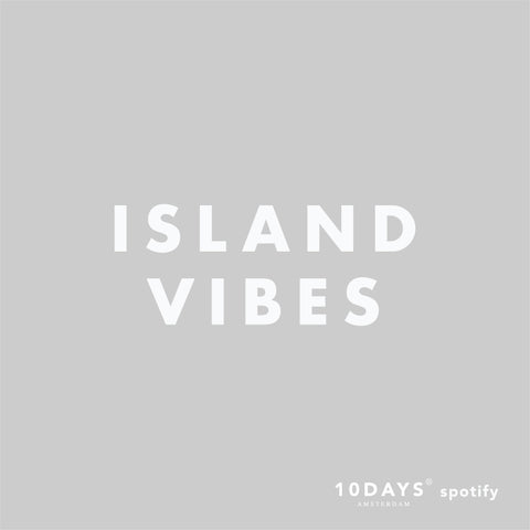 Spotify playlist: Island vibes
