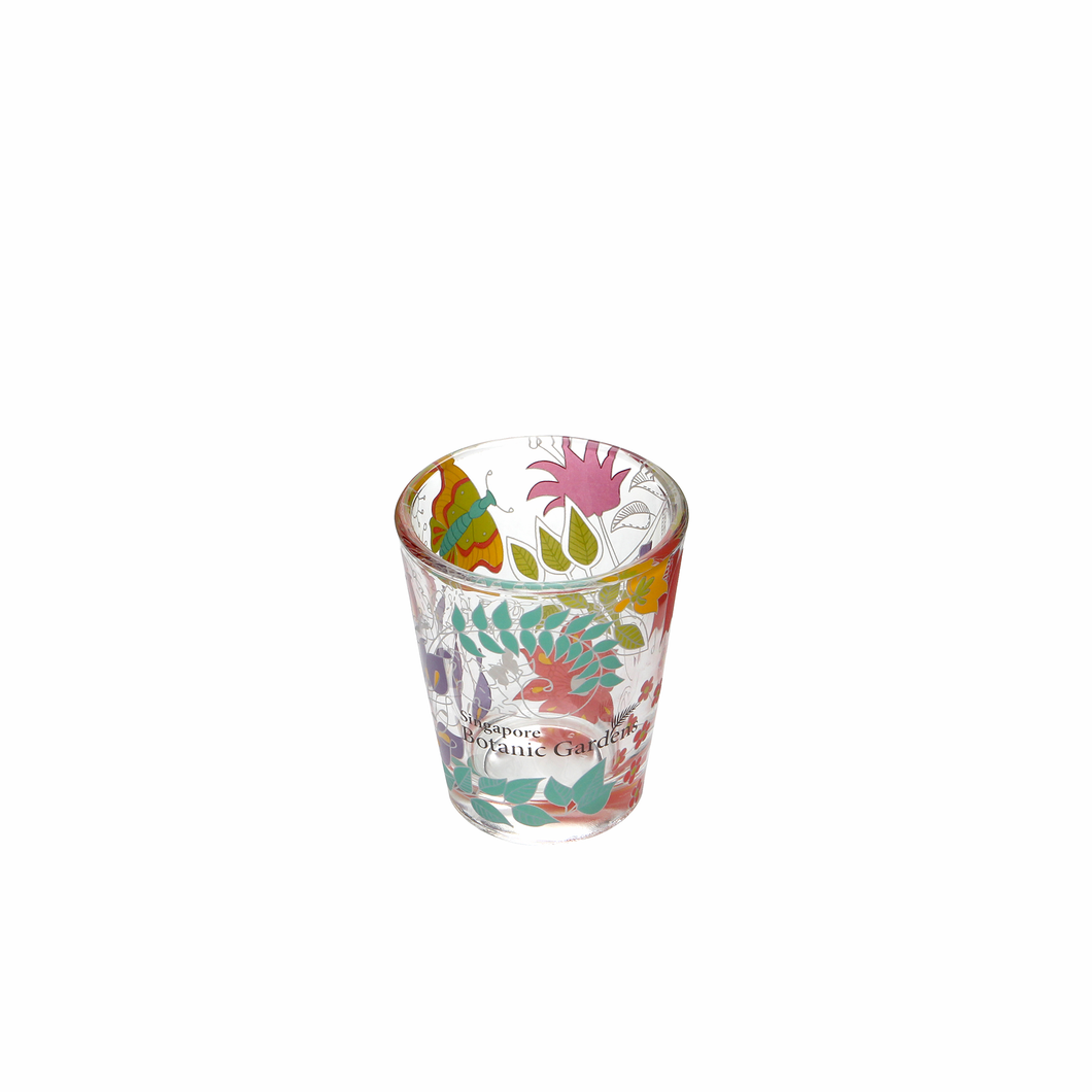 Learning Forest Shot Glass (Short)