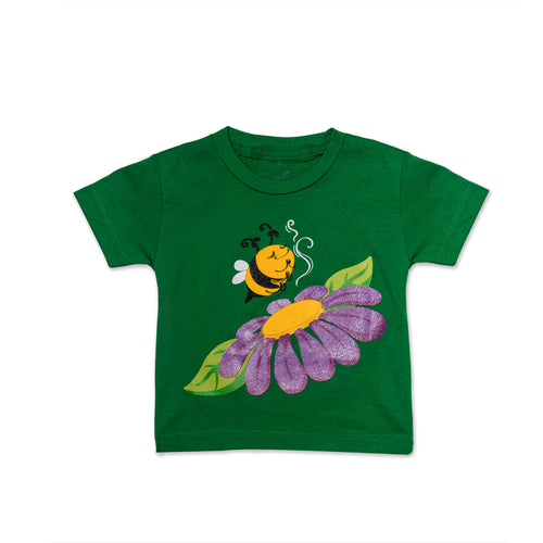 jbcg-bee-flower-green-t-shirt-children-s