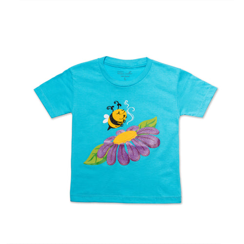 jbcg-bee-flower-blue-t-shirt-children-s