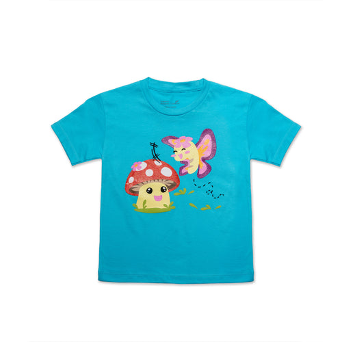 jbcg-butterfly-mushroom-blue-t-shirts-children-s
