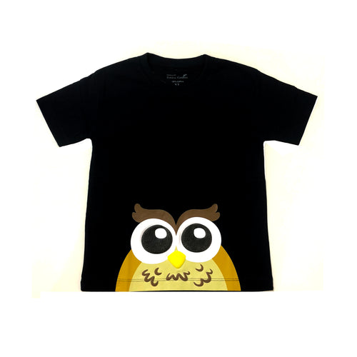 owl-blue-t-shirt-children-s