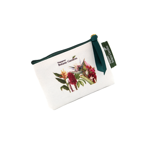 Card Pouch - SBG Botany Illustration