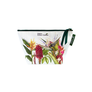 Cosmetic Pouch - SBG Botany Illustration