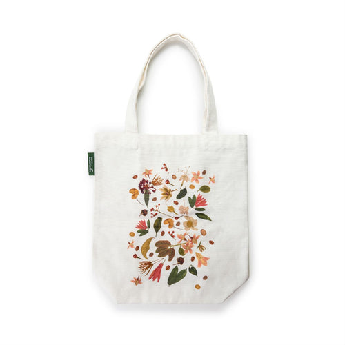 Botanical Print Tote Bag