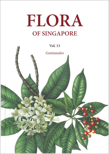 the-flora-of-singapore-vol13