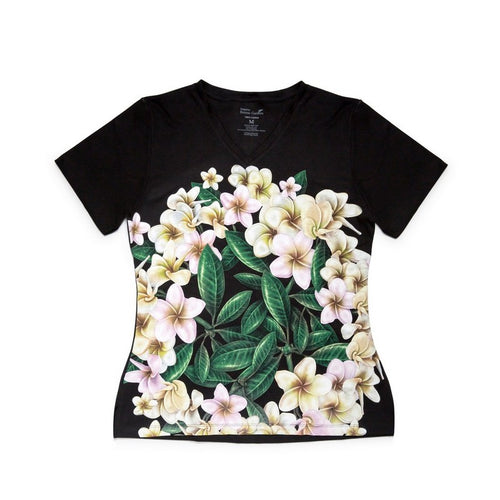 frangipani-black-cotton-t-shirt-s