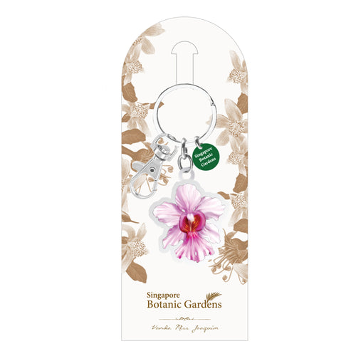 Key Ring - Vanda Miss Joaquim
