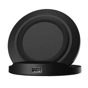 Wireless Charging Pad & Stand (10W)