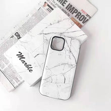White Marble Back Battery Case for iPhone 11, iPhone 11 Pro, and iPhone 11 Pro Max