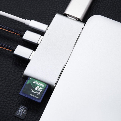 USB C Hub, USB Type C Adapter