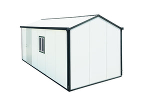 DuraMax Insulated Gable Roof Building 3' Extension (34532) - MKSheds