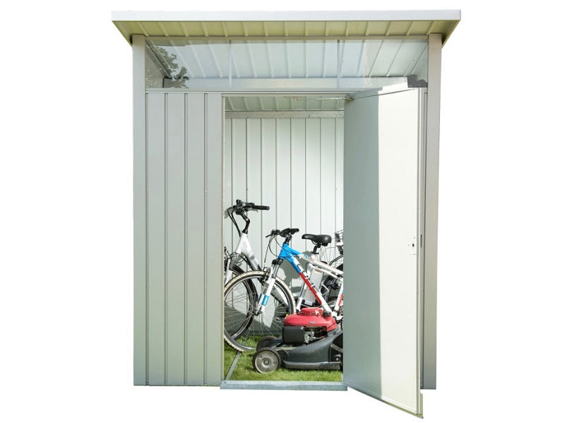 DuraMax 6'x5' Palladium Shed with Floor Kit (41872) - MKSheds