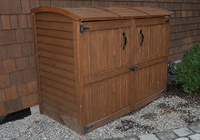 Outdoor Living Today 6'x3' Oscar Waste Management Shed (OSCAR63)