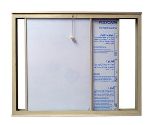 DuraMax Woodbridge and Garage Window Accessory (08211) - MKSheds