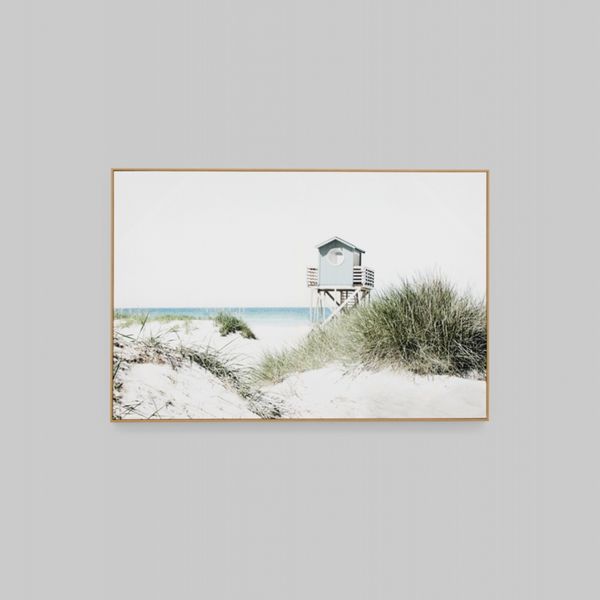 Beach Lookout 120x80