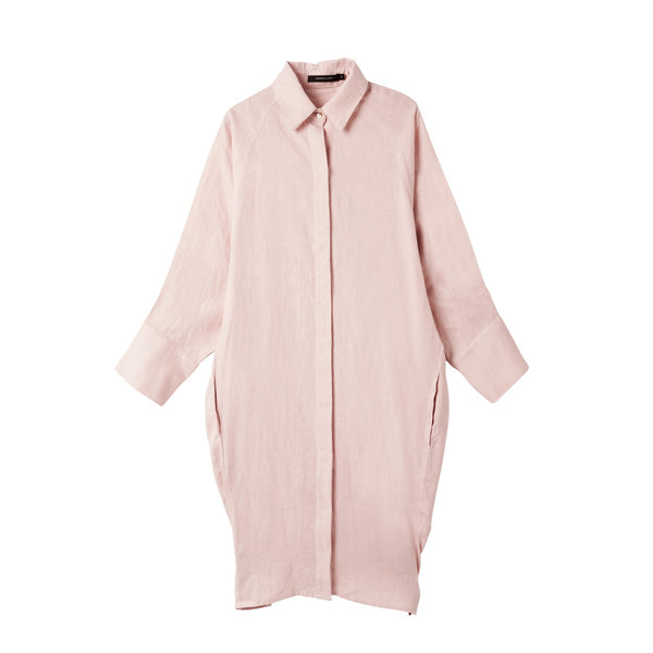 Tea Rose Evie Shirt Dress Large