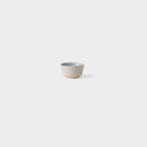 Finch Dipping Bowl- Grey/Nat