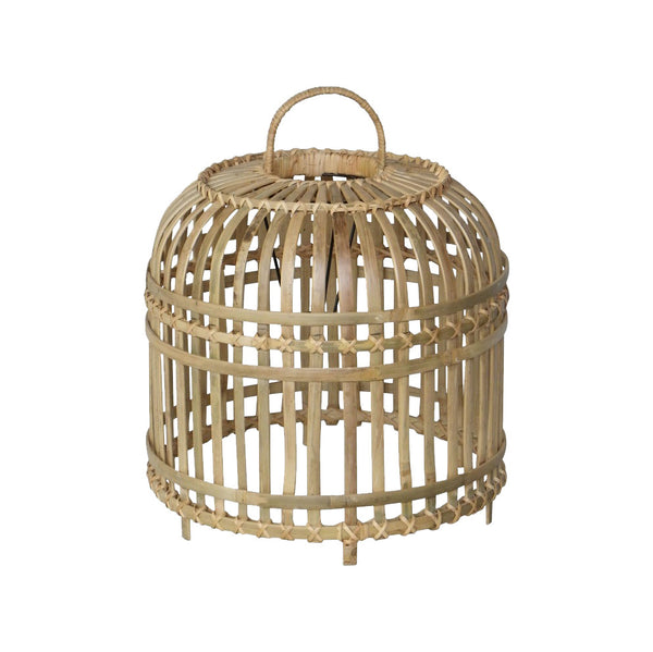 Palm Springs Rattan Pendant Small