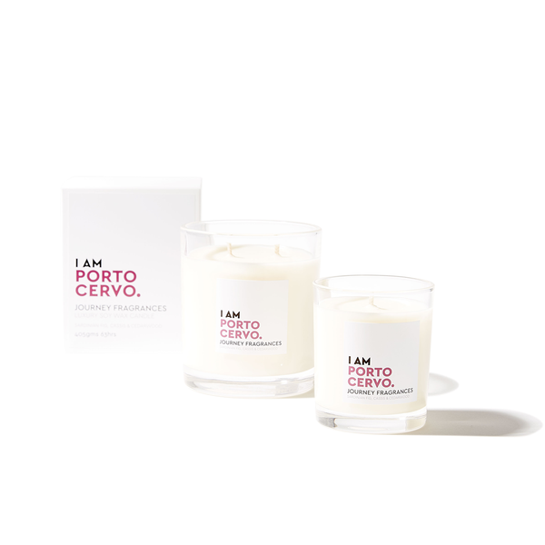 Porto Cervo Deluxe Soy Wax Candle