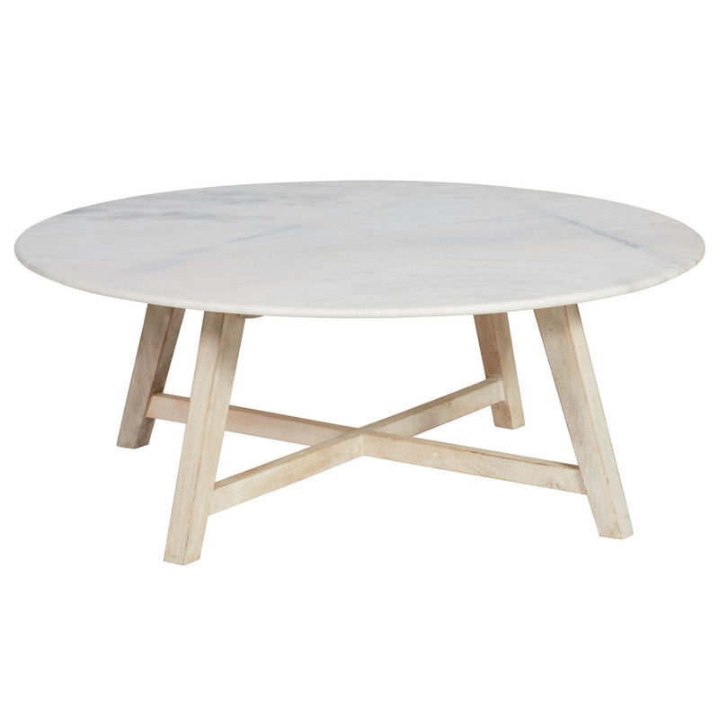 Irving Round Coffee Table