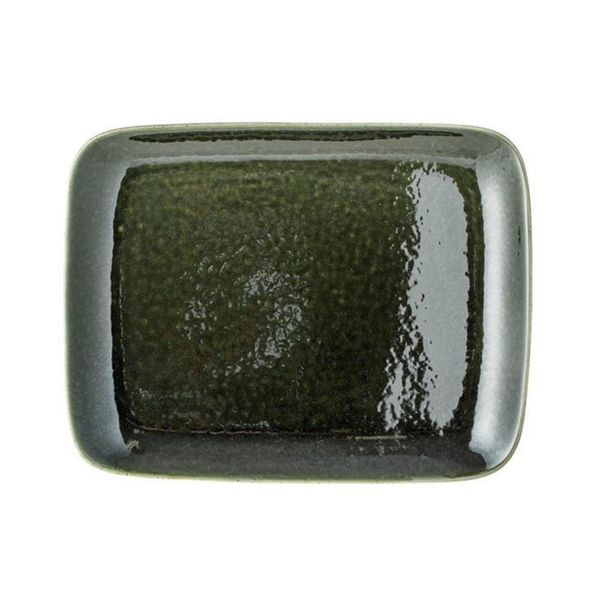 Serving Plate Green