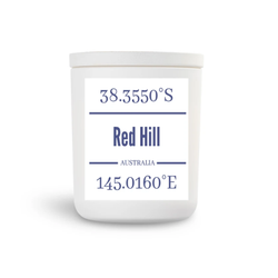 Red Hill White- Fresh Gardenia