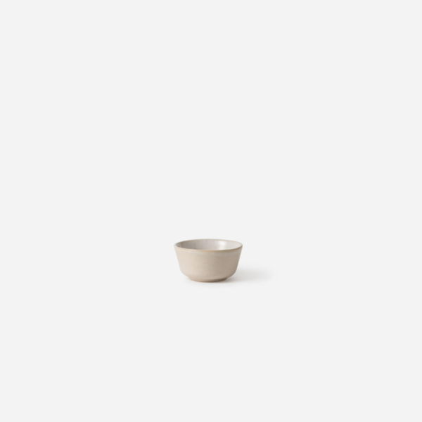 Finch  Dipping Bowl White/Natural