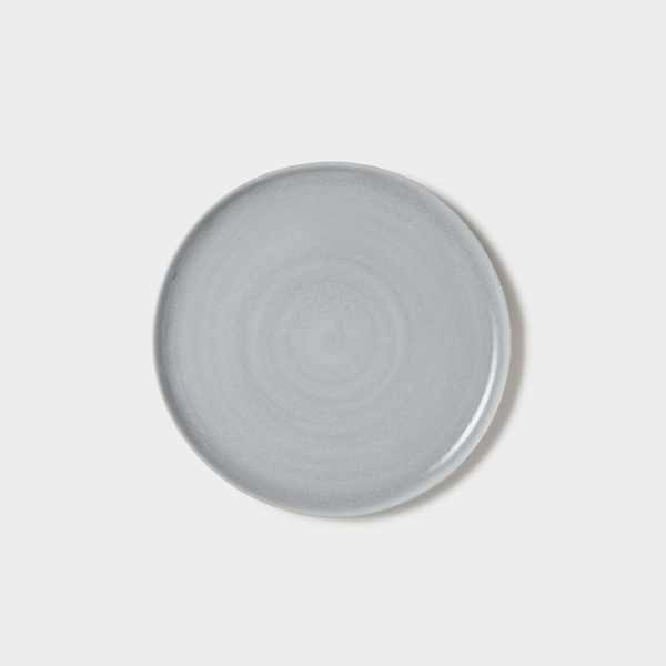 Finch Dinner Plate Grey/Natural