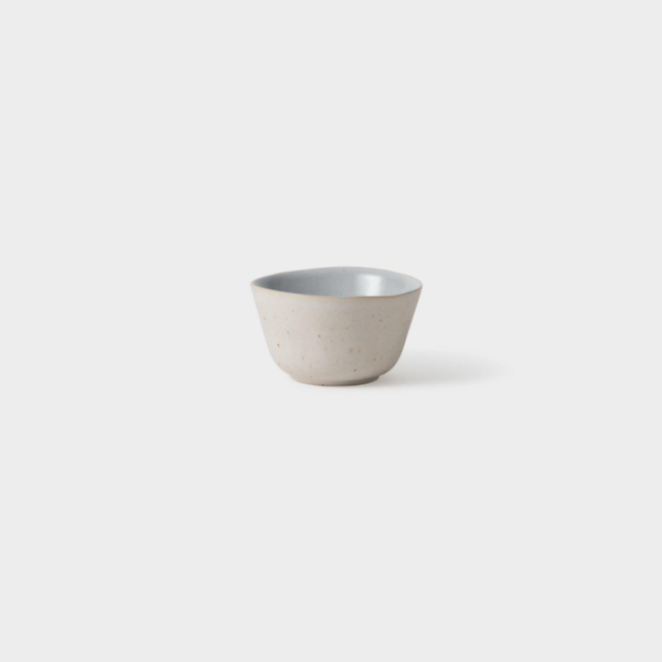 Finch Cereal Bowl Grey/Nat-13cm