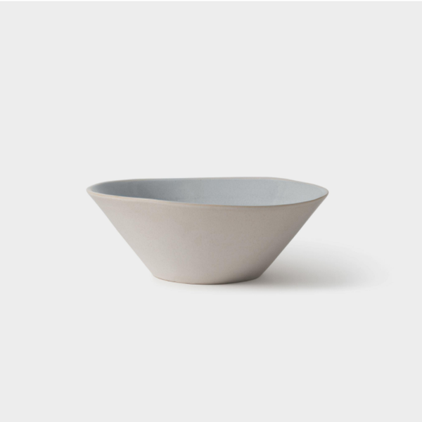 Finch Salad Bowl Grey/Nat