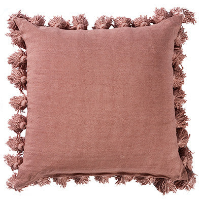Saratoga Heritage Cushion Red Earth