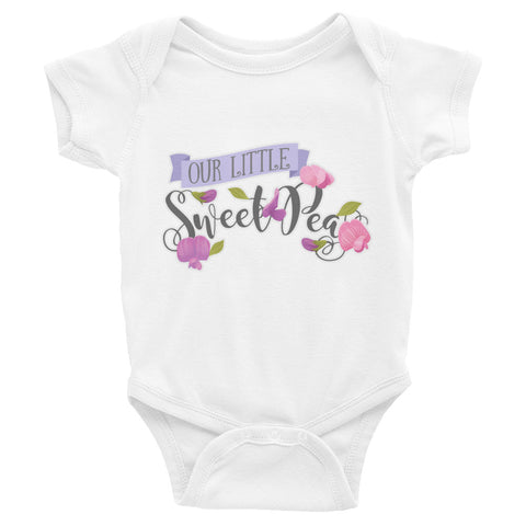 Our Little Sweet Pea Infant Bodysuit