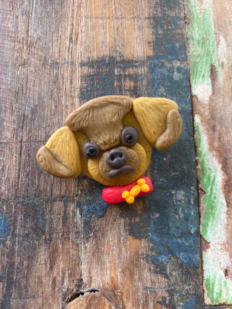 DIY Brooches of Your Pets