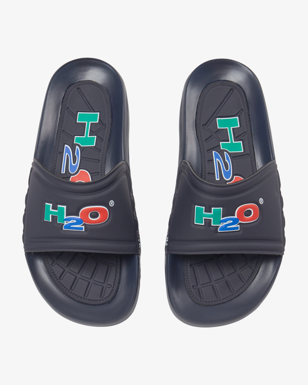H2O Shoes/Swim/Accessories Badesandal Sandal 2500 Navy