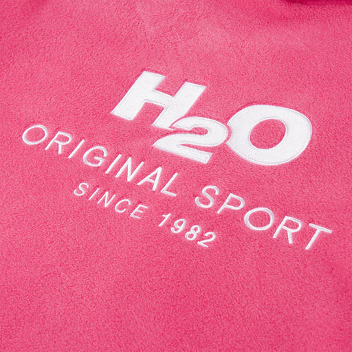 H2O Basic Blåvand Fleece Hoodie Fleece 2009 Grenadine