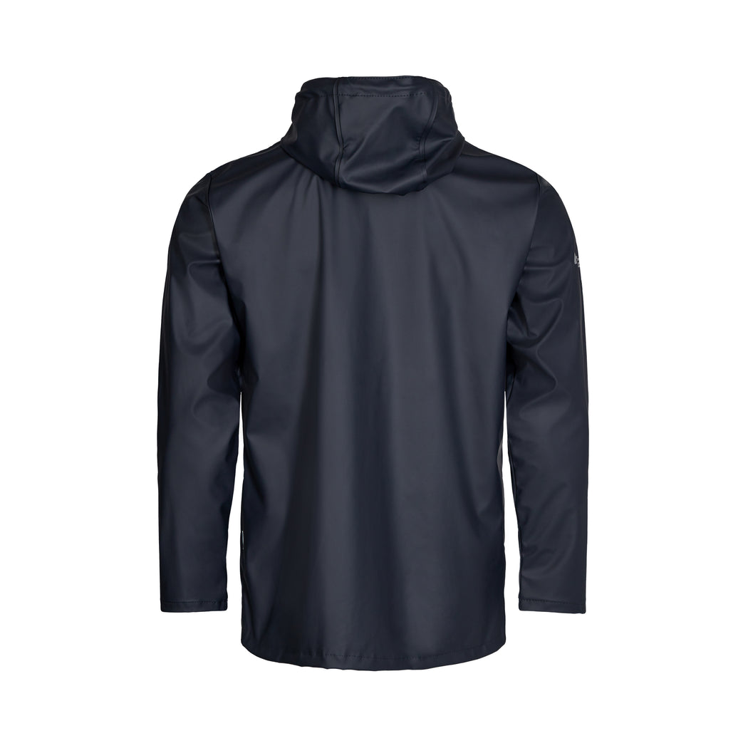 H2O Basic Salhus Regnjakke Rain Wear 2505 Dark Navy
