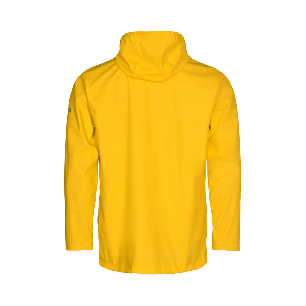 H2O Basic Salhus Regnjakke Rain Wear 5020 Yellow