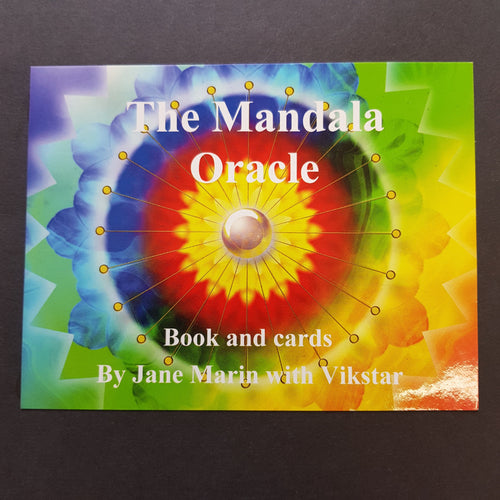 Mandela Oracal Cards