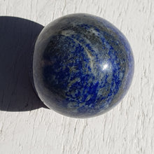 Load image into Gallery viewer, Lapis Lazuri Crystal  Mini Sphere 3