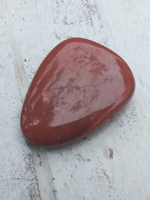 Load image into Gallery viewer, Red Jasper Flat Stone 2