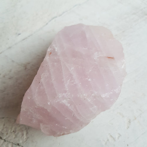 Rose Quartz Raw Chunk 14