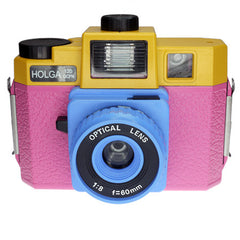 Holga 120 GCFN Camera / Fisheye Set - CMY