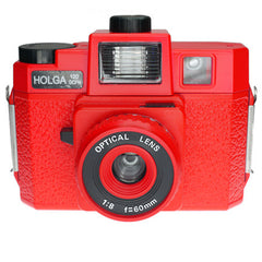 Holga 120 GCFN Camera / Fisheye Set - 5 Colors