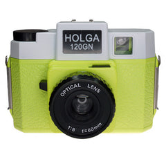 Holga 120 GN Camera / 12MFC Flash - 3 Color