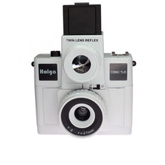 Holga 135BC TLR Camera / 160 Flash - 5 Color