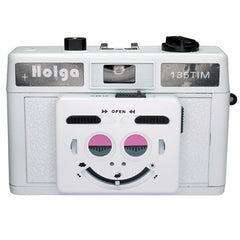 Holga 135 TIM Camera  / 12S Flash - 5 Color