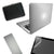 "15"" / 15.4"" Pro RETINA Hard Case / Keyboard Skin + Protector + Bag - MATTE, Rubberized"
